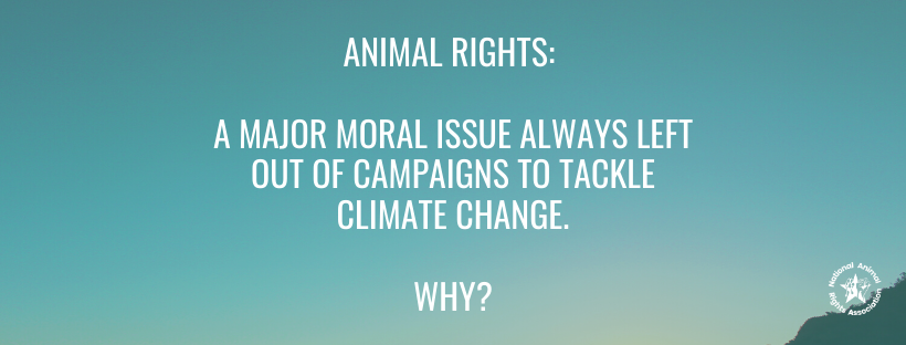 Animal Rights & Climate Change